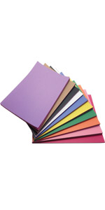 Assorted Color Construction Paper