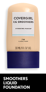 Covergirl Smoothers Hydrating Liquid Foundation