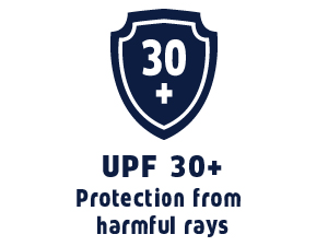UPF 30+ Protection