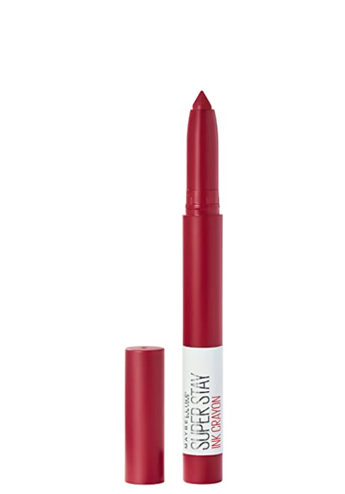 long lasting lipstick, maybelline lipstick, long wear lipstick, smudge proof lipstick, red lipstick