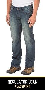 denim jean durable comfortable workwear pant