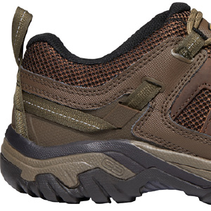 KEEN, hiking shoes, warm weather hiking, breathable hiking shoe for men