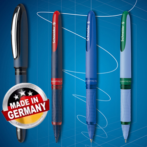 Schneider One – The new-generation rollerball is made in Germany