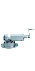 GROZ 4-inch Angular Milling Machine Vise