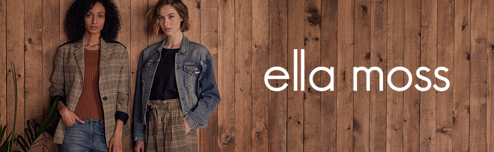 Ella Moss - Hip, quirky, fashionable