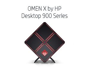 OMEN X by HP Desktop 900 Series