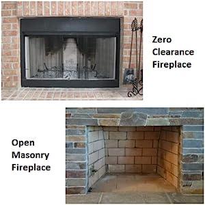 hy-c liberty foundry heavy duty cast iron steel bar self feeding fireplace grate coal wood