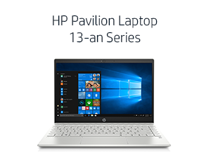 HP Pavilion Laptop 13-an Series