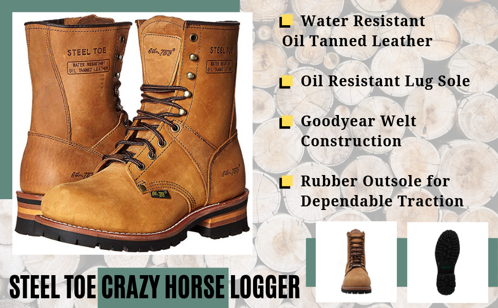 rugged good year welt water resistant water proof waterproof rubber arch support traction aggressive