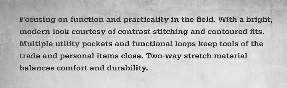 durability pockets