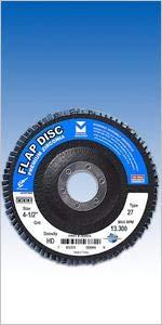 Zirconia Flap Disc High Density Type 27