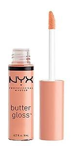 Butter Gloss, nyx professional makeup butter gloss