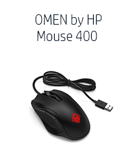 OMEN by HP Mouse 400