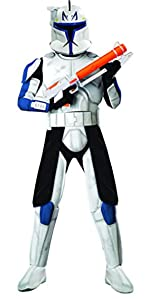 Deluxe Adult Captain Rex Costume