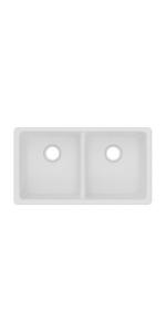 ELGU3322wh0 elkay quartz classic sink