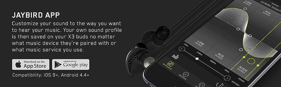 Bluetooth Headphone App