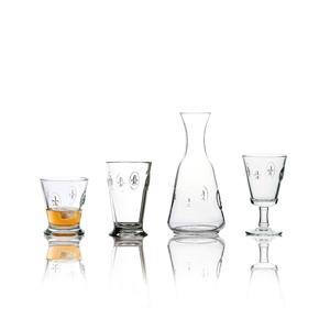 La Rochere Fluer De Lys Glass Ware Collection
