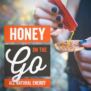 honey packet sticks stick healthy energy running unfiltered raw active natural bee bees