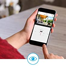 remote view, live view, remote security camera, remote home security, wireless security camera