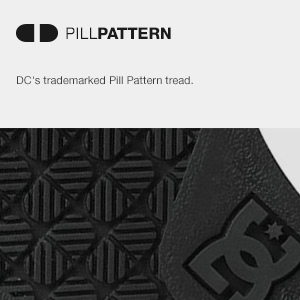 dc shoes, pill pattern, penza