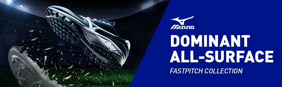 Mizuno Dominant AS Fastpitch Softball Cleat