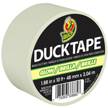 Glow-in-the-Dark Duck Tapes