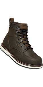 mens san jose soft toe safety waterproof work boots black