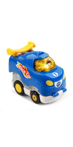 VTech Go! Go! Smart Wheels Press and Race Race Car