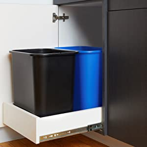 7 Gal Recycling Container