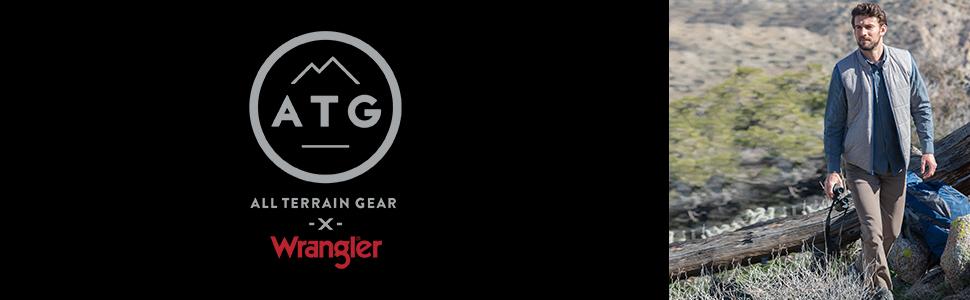 ATG x Wrangler Synthetic Utility Pant