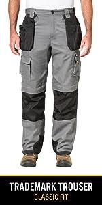 cat caterpillar carhartt dickies pant durable knee pad cargo workwear