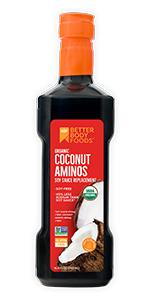 Organic Coconut Aminos BetterBody Foods