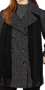 Wool, Coat, Wool Coat, Peacoat, Outerwear