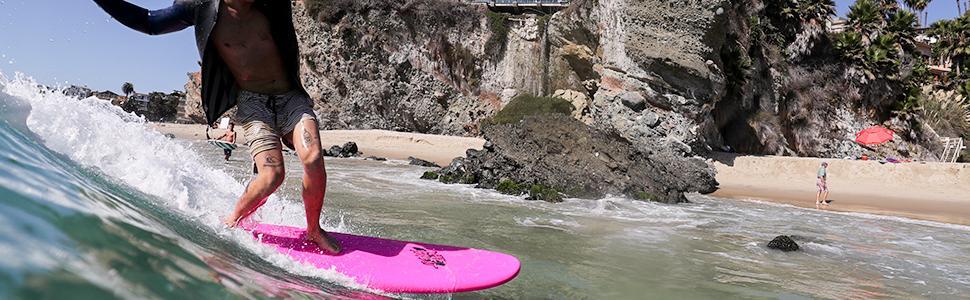 Catch surf; surfboard; soft top surfboard; fun surfing; surf; soft surfboard; bz; doyle; int; wavest