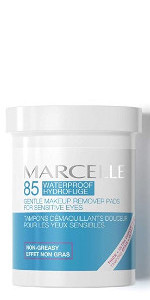 Marcelle Gentle Eye Makeup Remover Pads