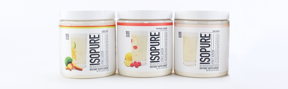 Isopure Collagen Middle Bottom