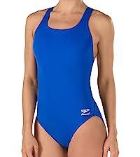 Speedo Women's Swimsuit One Piece Endurance+ Super Pro Solid Adult
