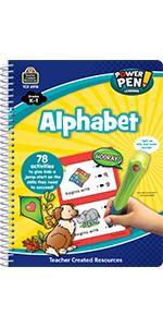 Power Pen Learning Book, Alphabet