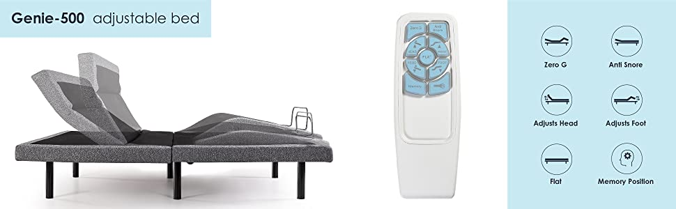 mellow adjustable bed