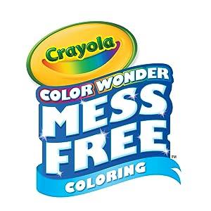 Crayola Color Wonder, Mess Free, Color Wonder Markers, Mess Free Markers, Crayola Markers