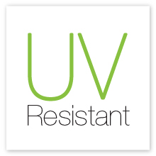 UV resistant, UV inhibitors, toughest, dependable