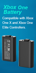 xbox rechargeable batteries