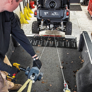 tool of choice for extra pulling power