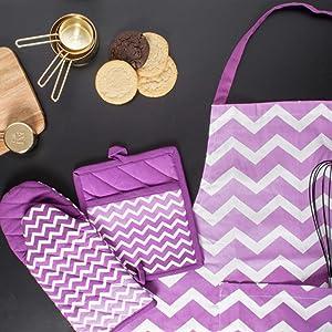 print apron, kitchen apron, women apron, lady apron, baking apron, cooking apron