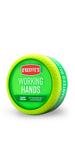 Working Hands Hand Cream Jar