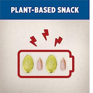 DAVIDs sunflower seed kernels and pumpkin seed kernels are great plant based snacks