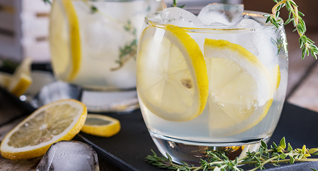 sodastream lemonade recipe