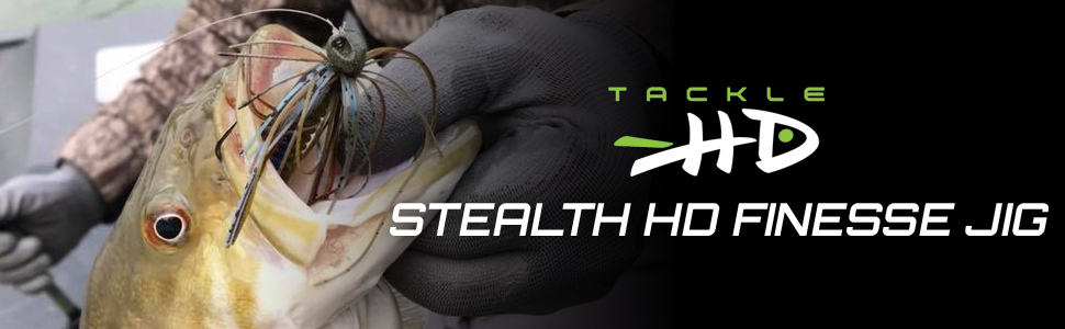 Tackle HD - Stealth HD Finesse Jig