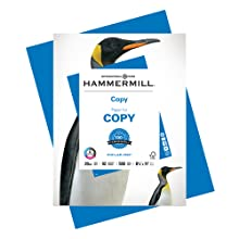 CopyHammermill Copy Paper, an economical everyday paper, dependable for all copiers and printers.