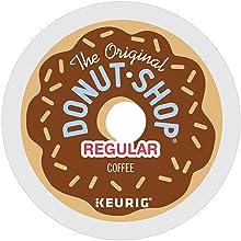 The Original Donut Shop, Donut shop coffee, k-cup pods, kcups, k cup pods coffee, keurig pod, kuerig